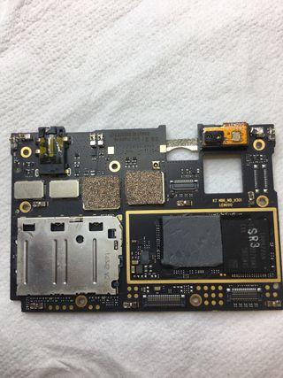 Lenovo z2 32gb placa base libre