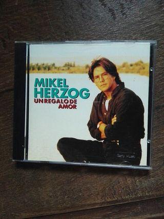 CD. DISCO. Mikel Herzog.