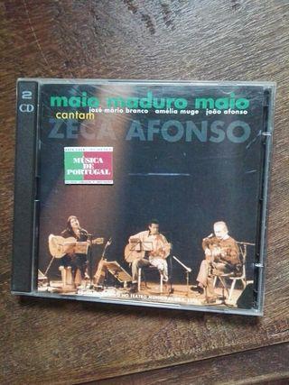 CD. DISCO. MAIO MADURO MAJO.