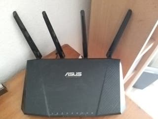 Router inhalámbrico ASUS RT-AC87U