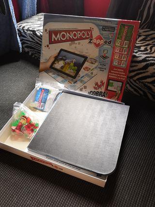 Juego Monopoly Zapped Ipad