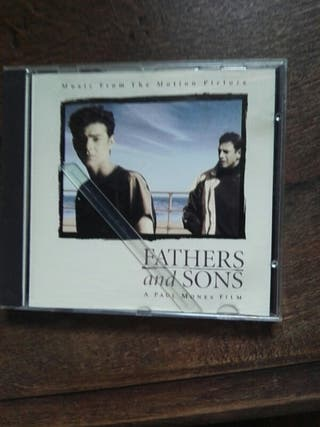 CD. DISCO. FATHERS AND SONS