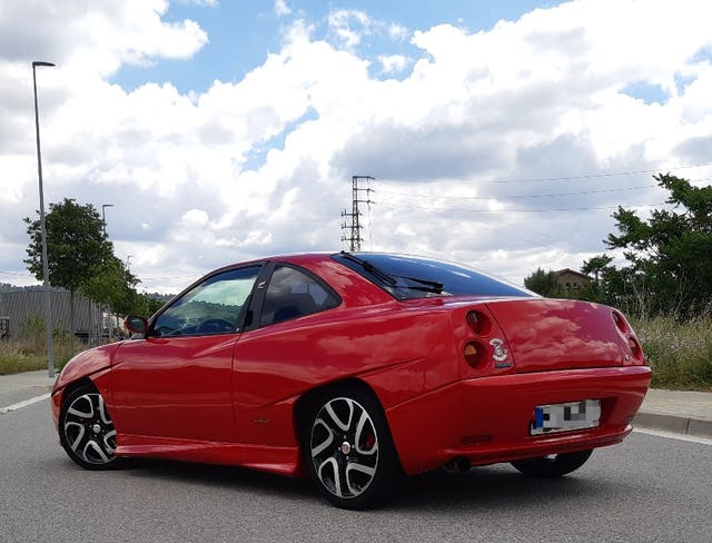 Fiat Coupe 1995