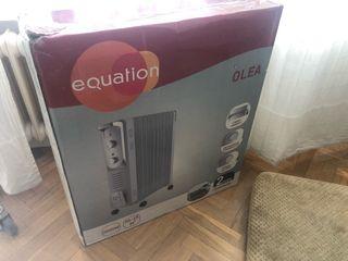 Radiador usado muy muy poco con caja!!