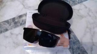 foto depilación IPL más gafas de protección