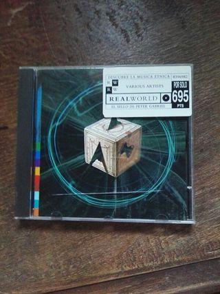 CD. DISCO. MUSICA ÉTNICA