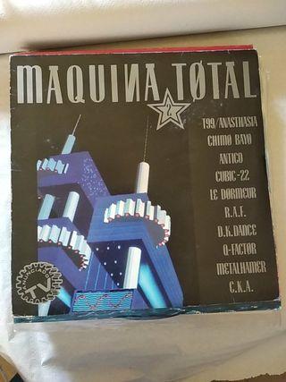 disco de vinilo años 90