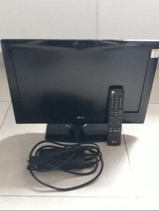 """Monitor y TV LG 20"""""""
