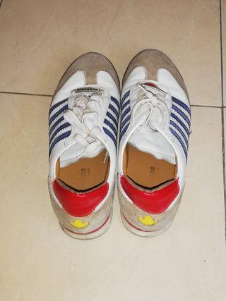 zapatillas dsquared talla 43