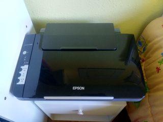 Vendo impresora/escaner Epson