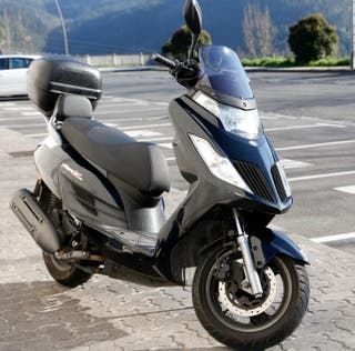 Vendo Moto Kymco Yager 125 cc