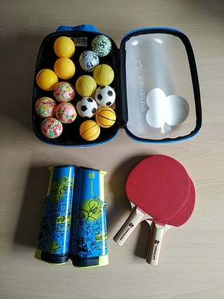 Set Ping Pong Decathlon