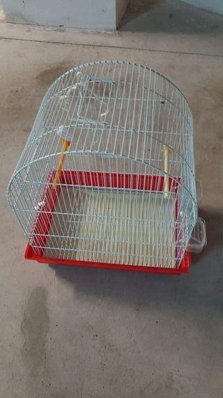 Jaula de Pájaros para 2 animales minimo