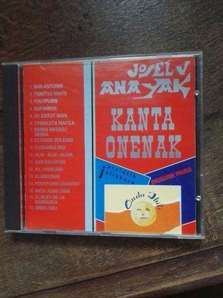 CD. DISCO. Joselu Anayak.