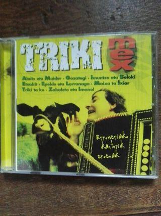 CD. DISCO. TRIKI.