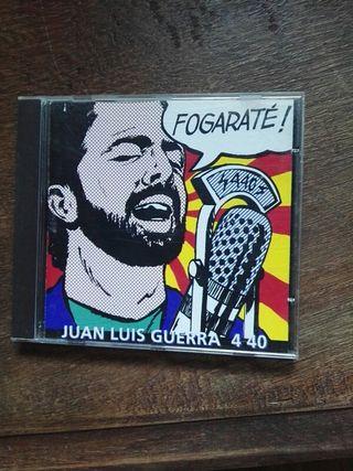 CD. DISCO. Juan Luis Guerra.