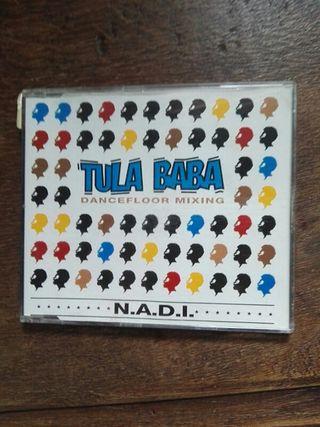 CD. DISCO. Tula Baba.