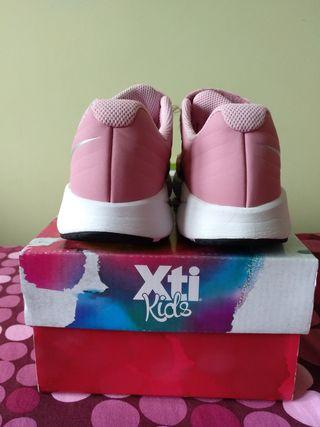 Zapatillas Nike rosas n°33