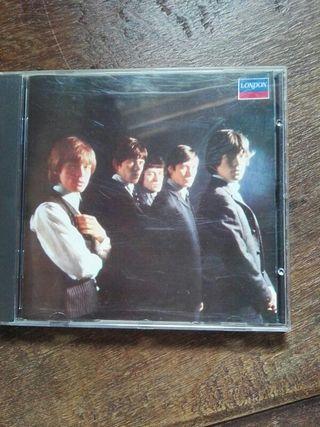 CD. DISCO. THE Rolling Stones.