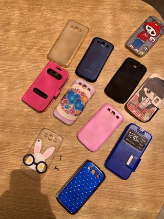 Fundas originales samsung galaxy s3