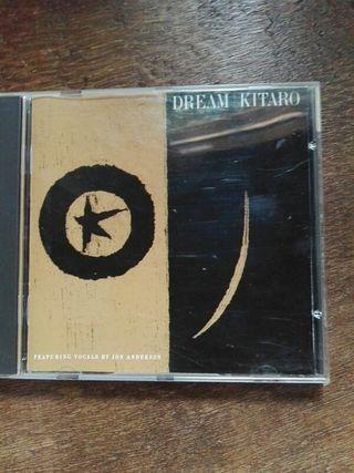 CD. DISCO. DREAM KITARO.