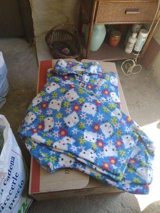 pijama polar de invierno