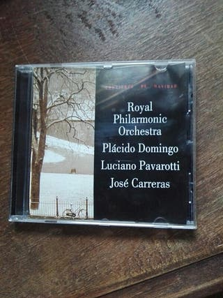 CD. DISCO. Royal Philarmonic Orchestra.