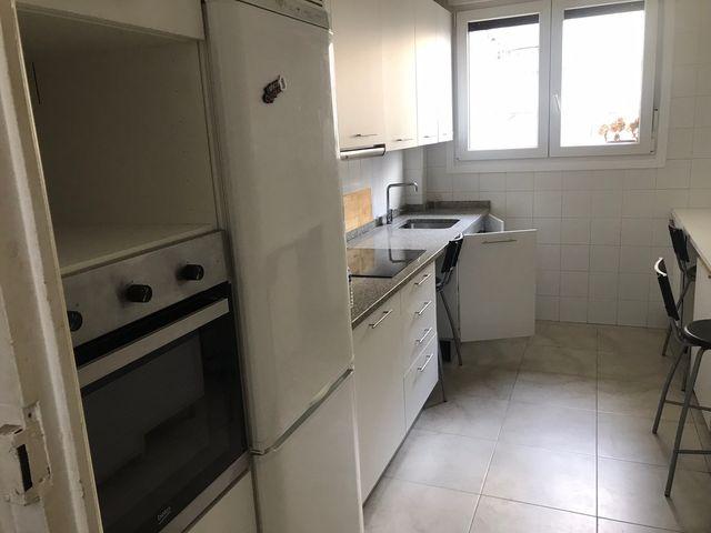 Vendo muebles de cocina de segunda mano por 400 € en Pamplona en ...