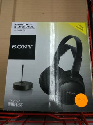 Auriculares SONY inalámbricos Wifi Wireless