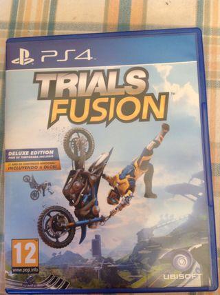 Trials Fusion PS4
