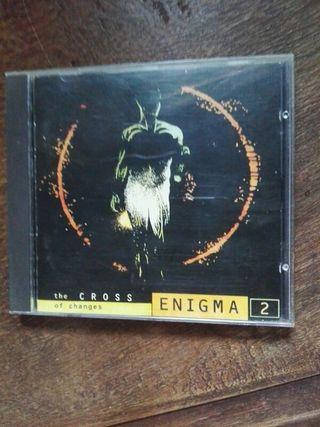 CD. DISCO. ENIGMA