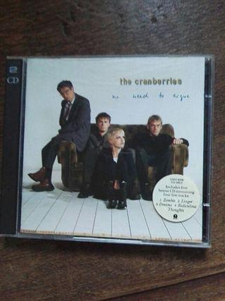 CD. DISCO. THE CRANBERRIES.