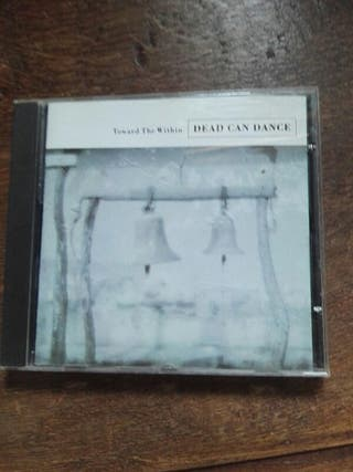 CD. DISCO. DEAD CAN DANCE.