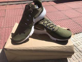 Nike pressto fly verdes talla 46 SIN USAR