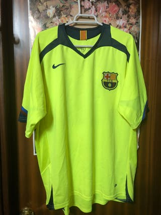 Camiseta Futbol Barcelona 2005-2006