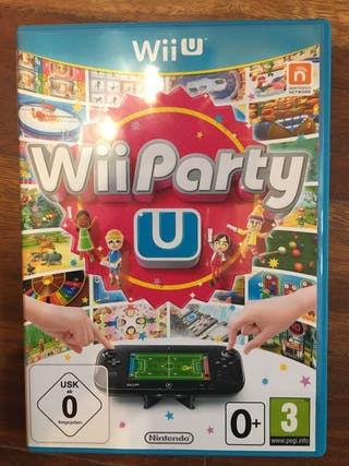 Videojuego Wii U
