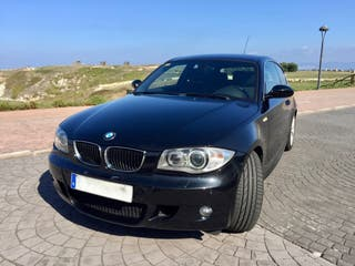 BMW Serie 1 2009 paquete M 143cv [IMPECABLE]