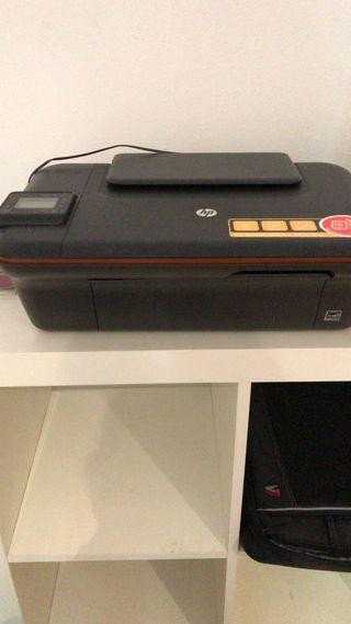 Impresora a color y Escaner HP