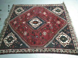 alfombra persa autentica