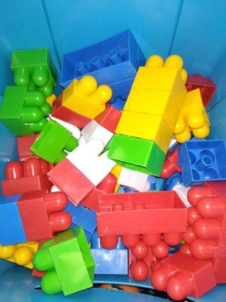 juego piezas construcción