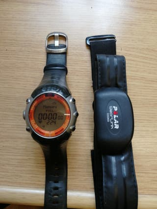 pulsometro polar axn500