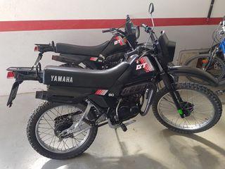 Moto Yamaha Dt 80