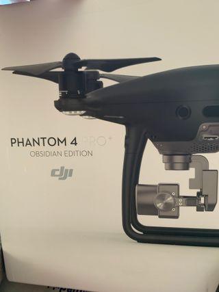 dron dji phantom 4 pro plus obsidian