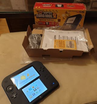 Consola Nintendo 2DS Nueva