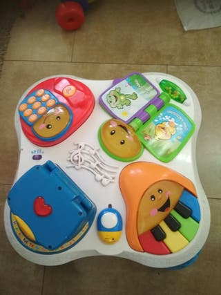 mesa actividades bebé Fisher Price/juguete