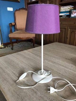 Lámpara para habitación luminosa
