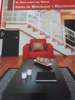 el gran libro del hogar - bricolaje y decoración