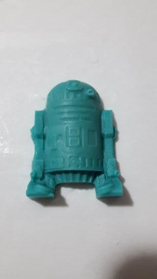 Jabon con forma de robot de Star Wars