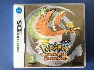 Pokemon Oro Heartgold
