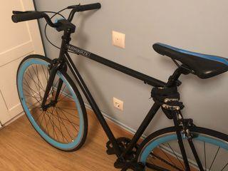Bicicleta tipo fixie kamikaze